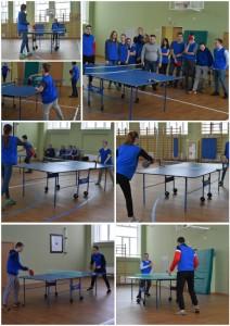 Турнир по настольному теннису 13 апреля 2017