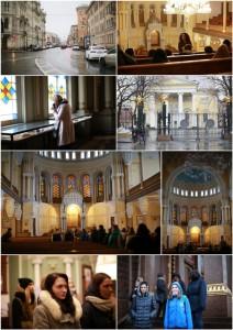 Экскурсия Петербург - город всех религий 24 ноября 2016 года